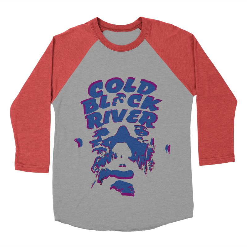 Cold Black River ORIGINAL T-Shirt Women's Baseball Triblend Longsleeve T-Shirt by COLD BLACK RIVER