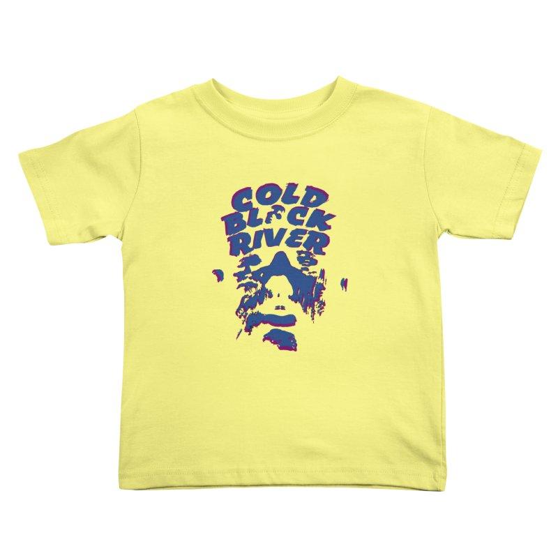 Cold Black River ORIGINAL T-Shirt Kids Toddler T-Shirt by COLD BLACK RIVER