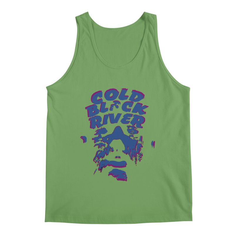 Cold Black River ORIGINAL T-Shirt Men's Tank by COLD BLACK RIVER