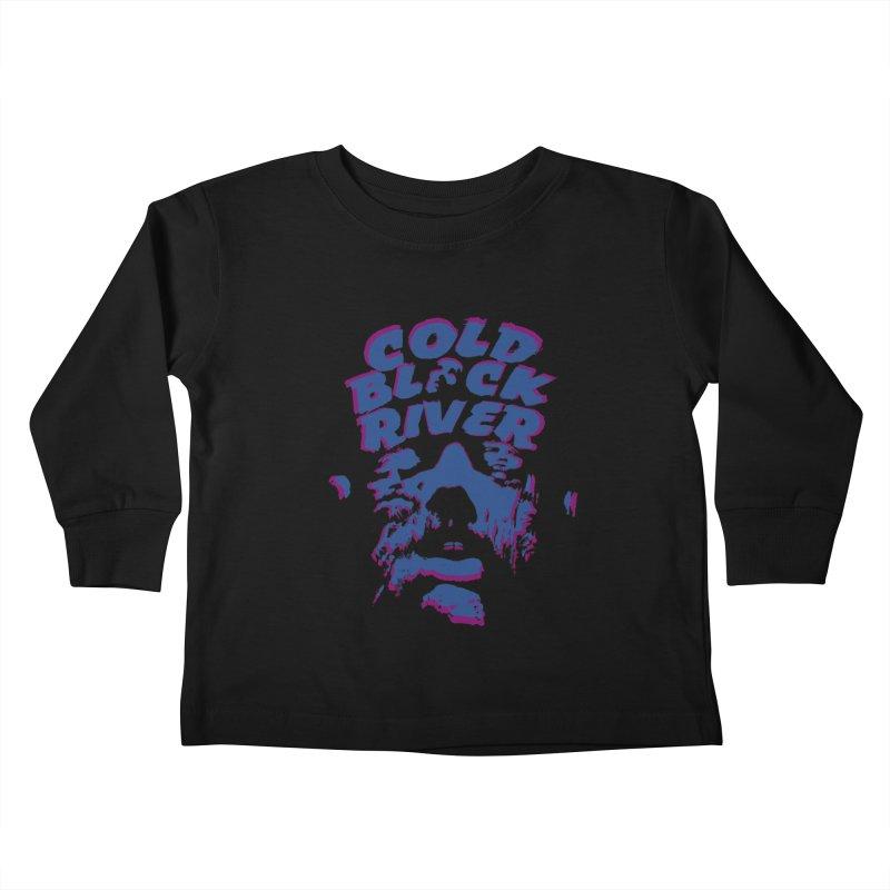 Cold Black River ORIGINAL T-Shirt Kids Toddler Longsleeve T-Shirt by COLD BLACK RIVER