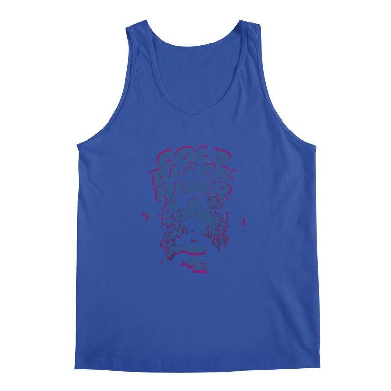 Cold Black River ORIGINAL T-Shirt Men's Regular Tank by COLD BLACK RIVER