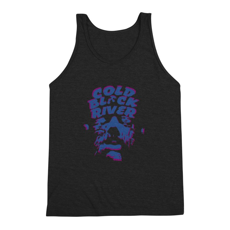 Cold Black River ORIGINAL T-Shirt Men's Triblend Tank by COLD BLACK RIVER