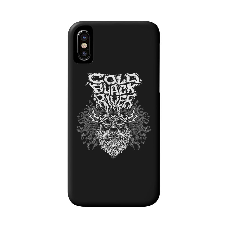 Hillbilly Zeus Accessories Phone Case by COLD BLACK RIVER