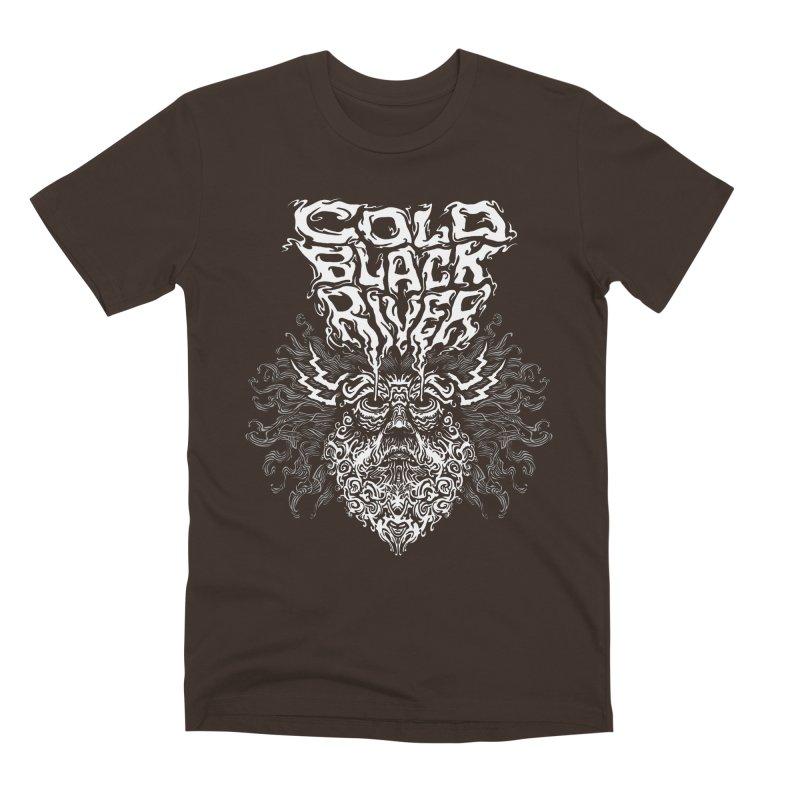 Hillbilly Zeus Men's T-Shirt by COLD BLACK RIVER
