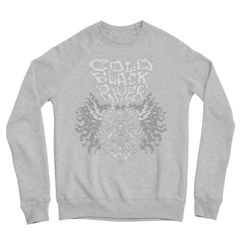 Hillbilly Zeus Men's Sponge Fleece Sweatshirt by COLD BLACK RIVER