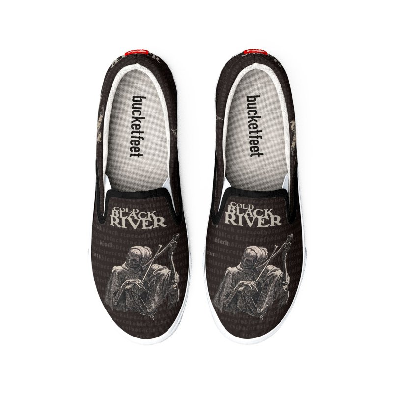 Death's Shoes WOMENS Women's Shoes by COLD BLACK RIVER