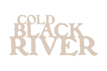 COLD BLACK RIVER Logo