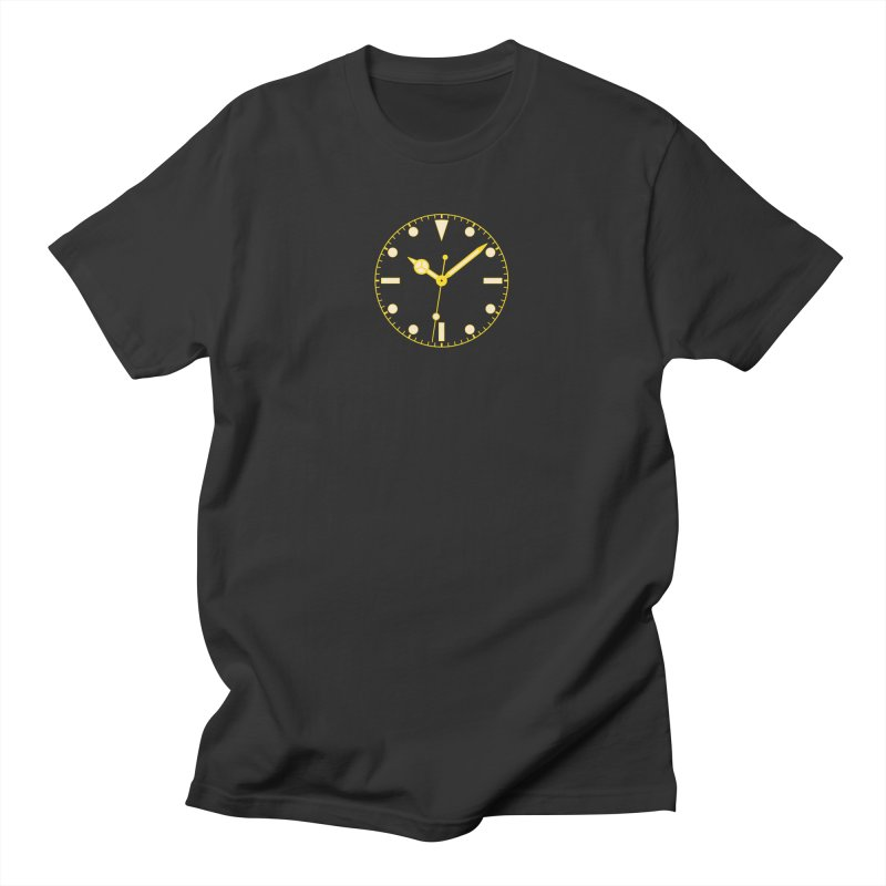 Gilt Tee Men's T-Shirt by Timely Tees