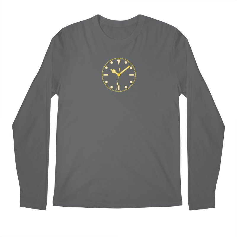 Gilt Tee Men's Longsleeve T-Shirt by Timely Tees