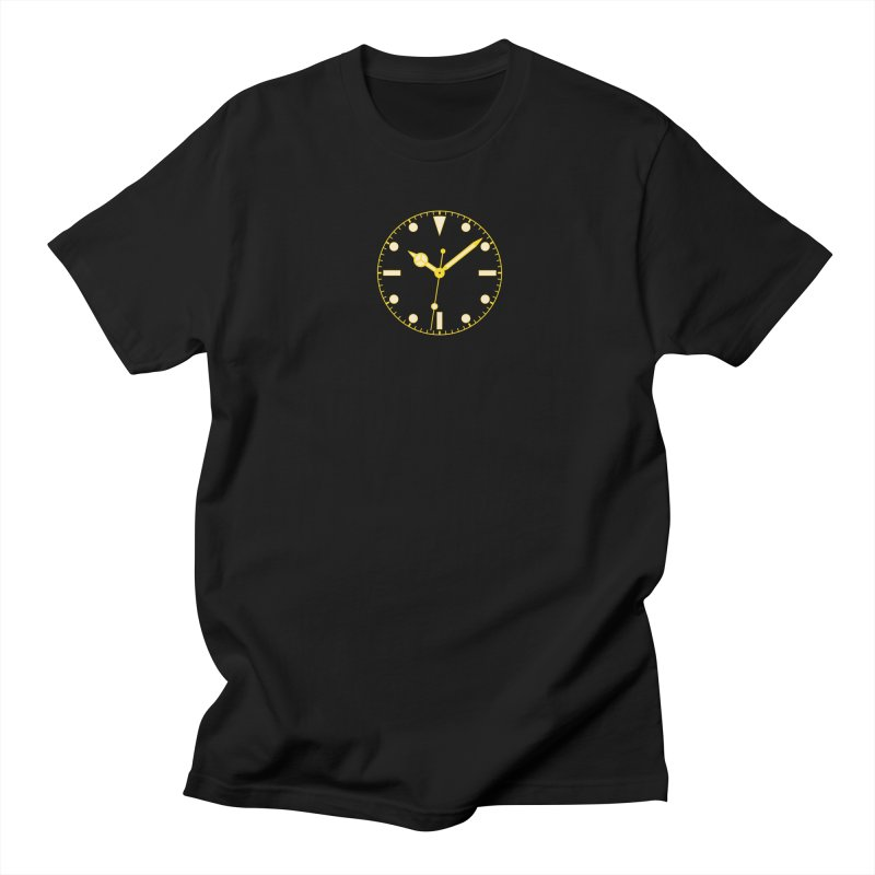 Gilt Tee Men's T-shirt by Coldflower