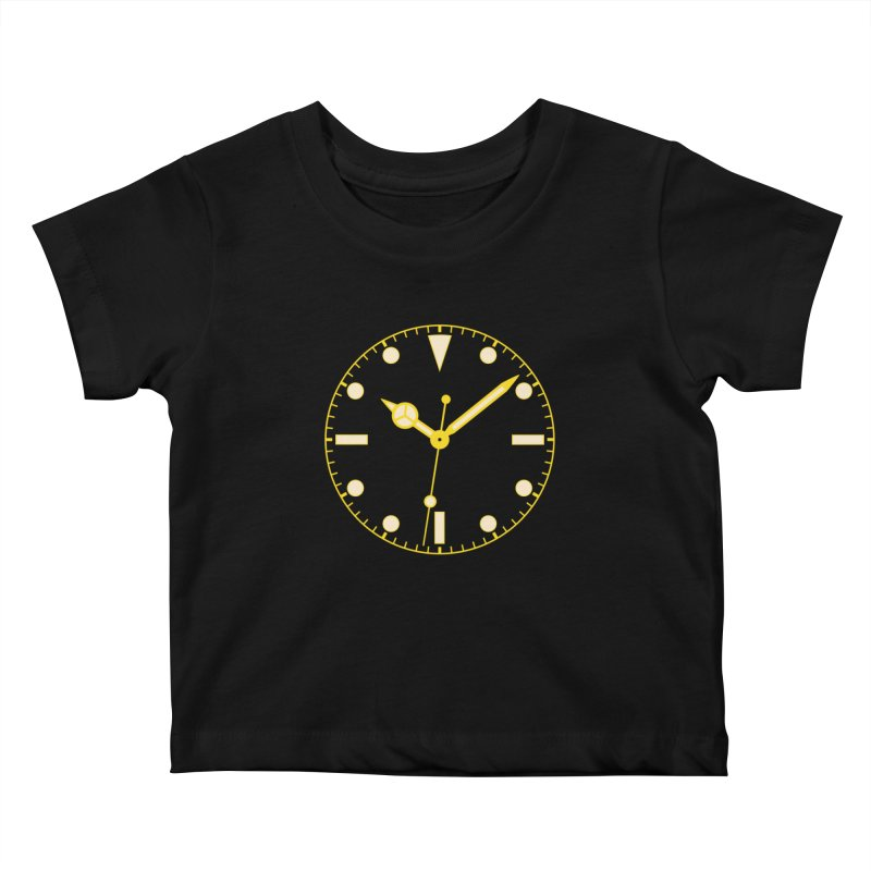 Gilt Tee Kids Baby T-Shirt by Coldflower