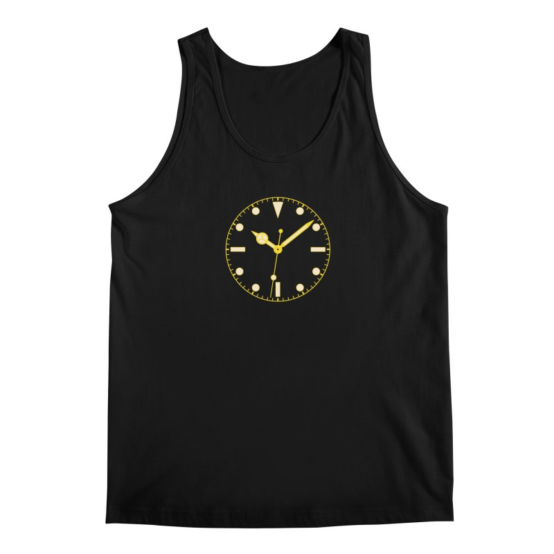 Gilt Tee Men's Regular Tank by Timely Tees