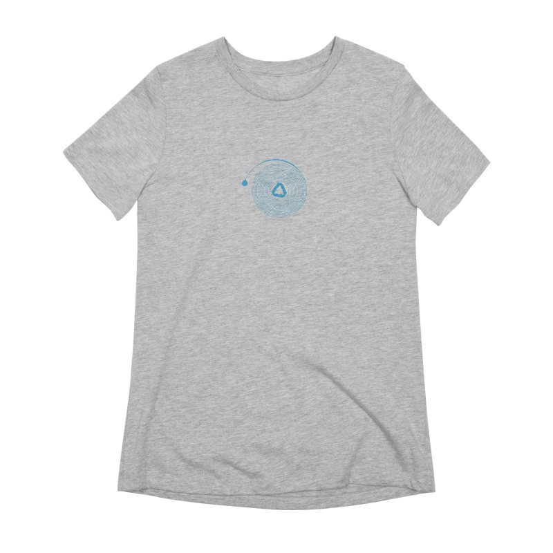 Freesprung - Blued Edition Women's Extra Soft T-Shirt by Timely Tees