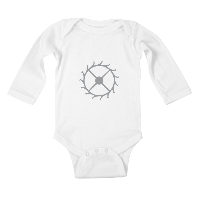 Escape Kids Baby Longsleeve Bodysuit by Timely Tees