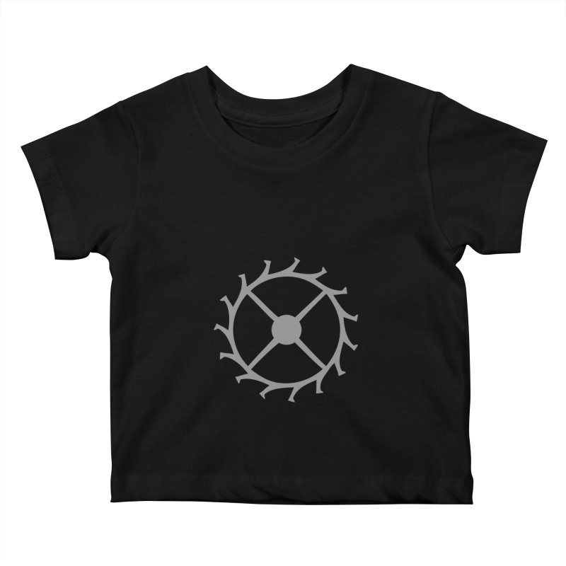 Escape Kids Baby T-Shirt by Coldflower