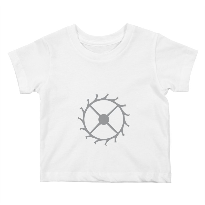 Escape Kids Baby T-Shirt by Timely Tees