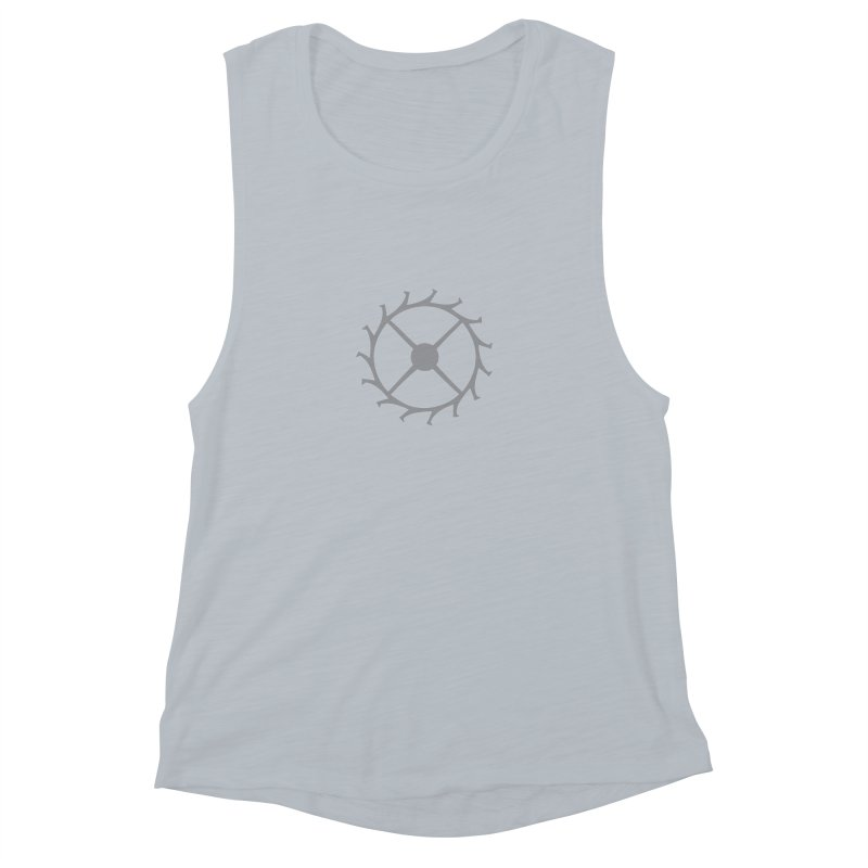 Escape Women's Muscle Tank by Timely Tees