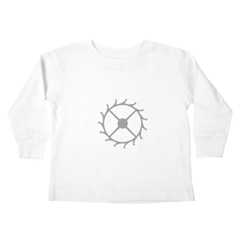 Escape Kids Toddler Longsleeve T-Shirt by Coldflower