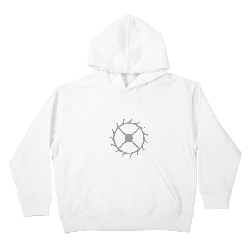 Escape Kids Pullover Hoody by Timely Tees