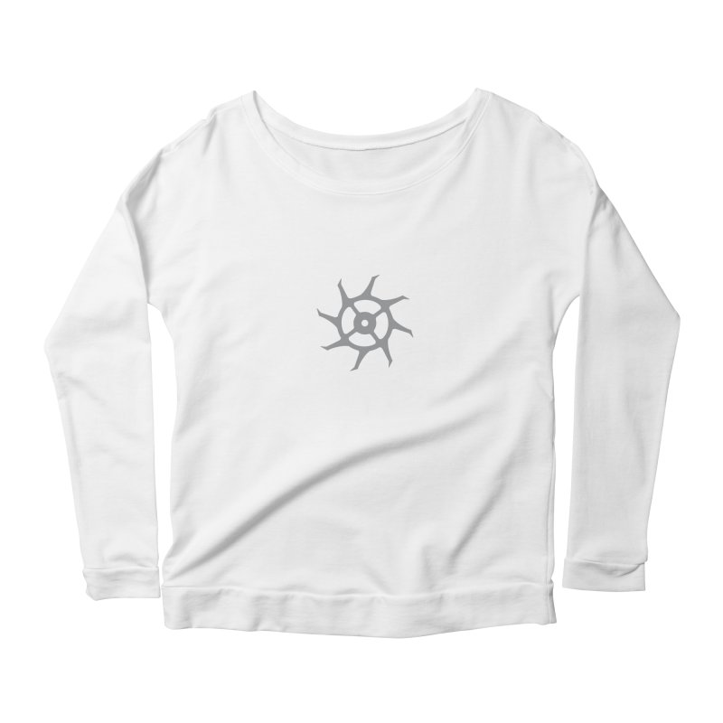 Escape II Women's Scoop Neck Longsleeve T-Shirt by Timely Tees