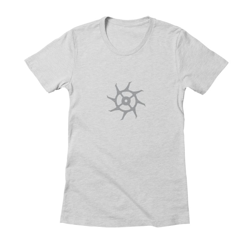 Escape II Women's Fitted T-Shirt by Timely Tees