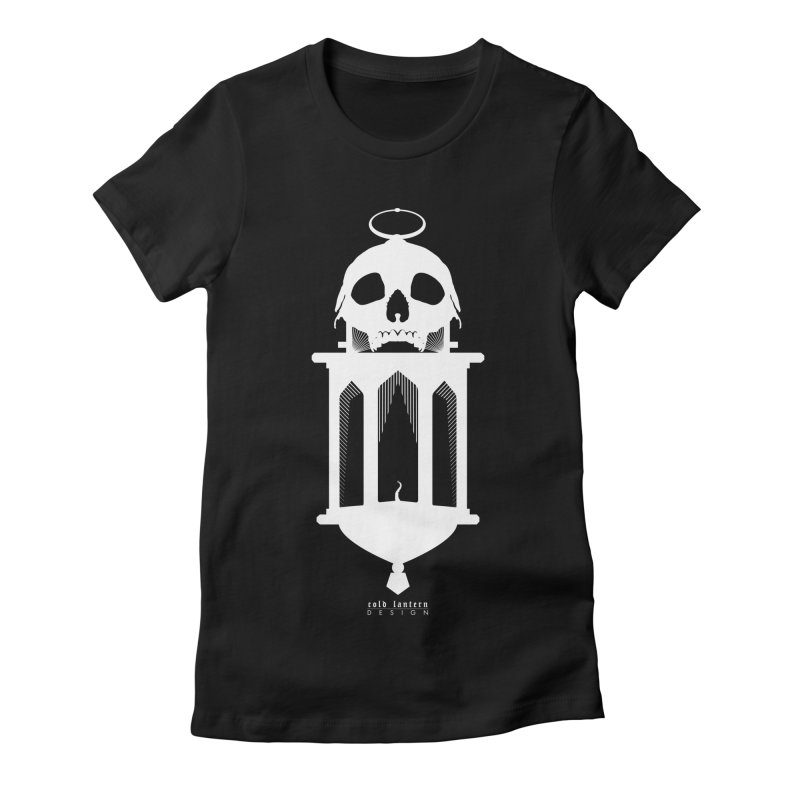 Cold Lantern Women's Fitted T-Shirt by Cold Lantern Design