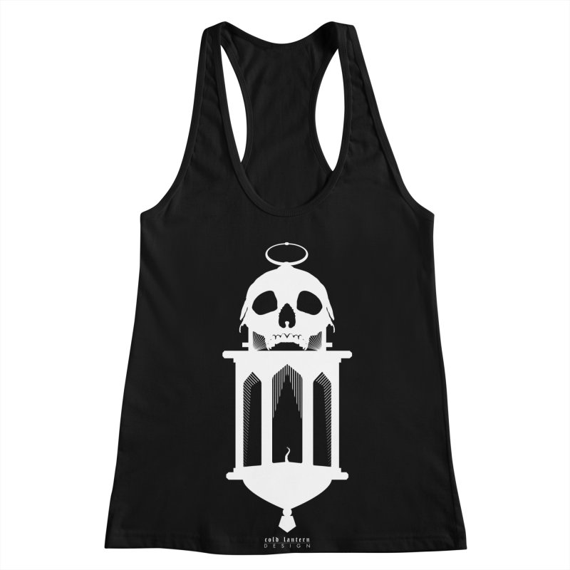 Cold Lantern Women's Racerback Tank by Cold Lantern Collection