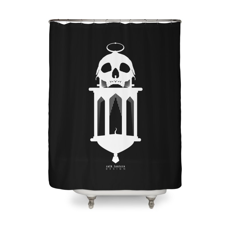 Cold Lantern Home Shower Curtain by Cold Lantern Collection