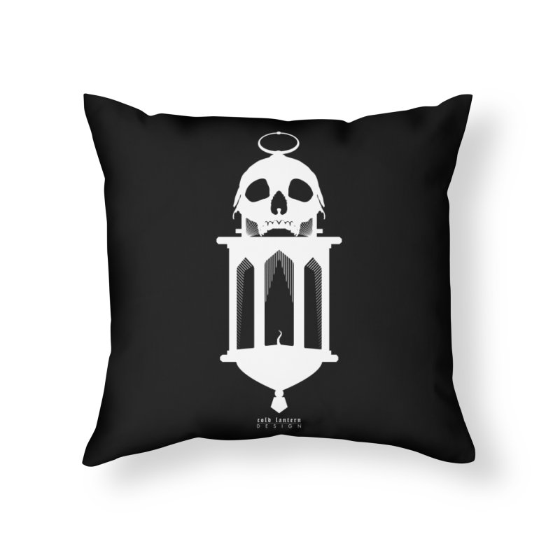 Cold Lantern Home Throw Pillow by Cold Lantern Collection