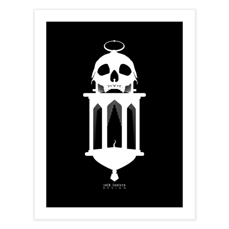 Cold Lantern Home Fine Art Print by Cold Lantern Collection