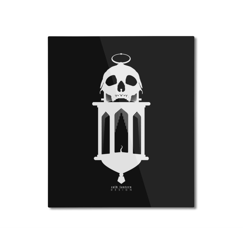 Cold Lantern Home Mounted Aluminum Print by Cold Lantern Collection