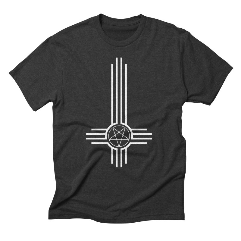 Nuevo Satanismo Men's Triblend T-Shirt by Cold Lantern Design