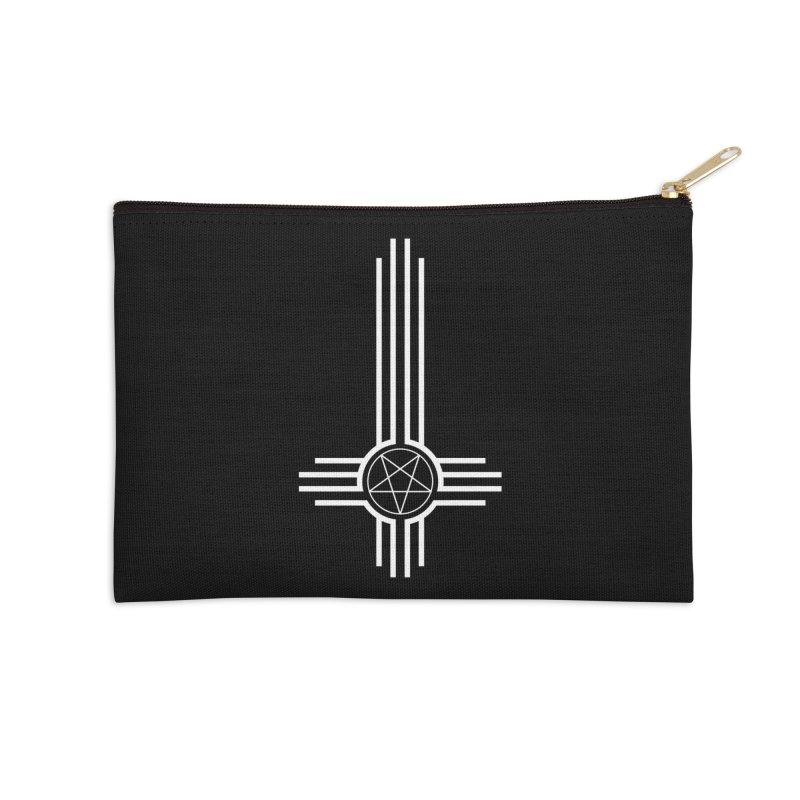 Nuevo Satanismo Accessories Zip Pouch by Cold Lantern Collection
