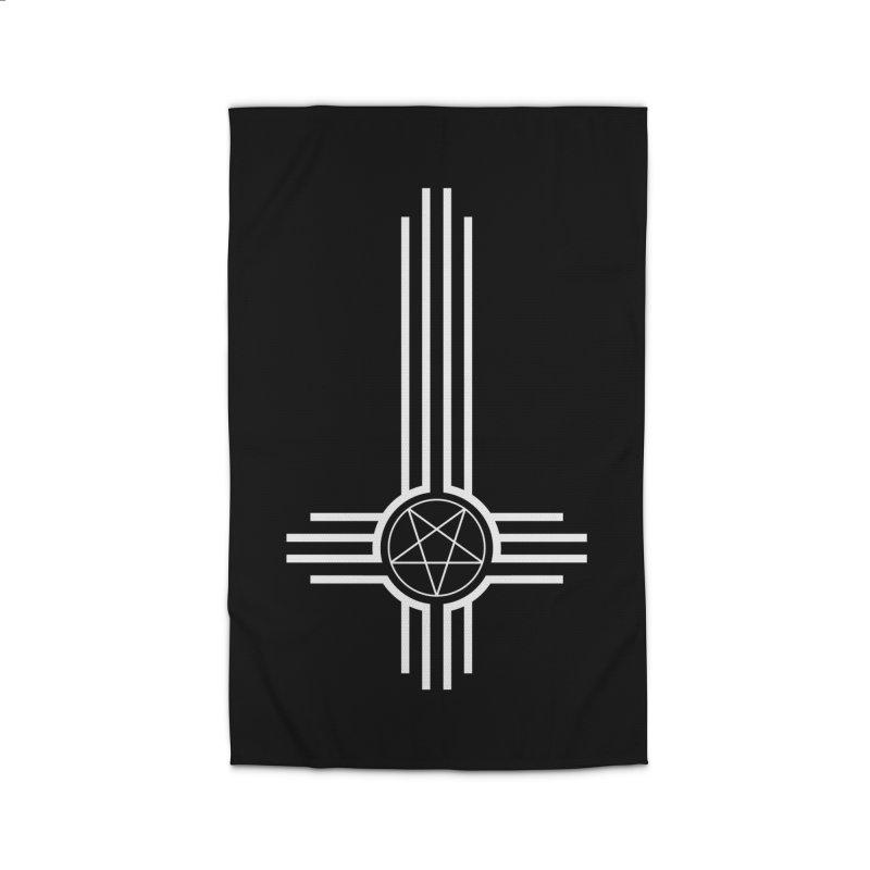 Nuevo Satanismo Home Rug by Cold Lantern Collection
