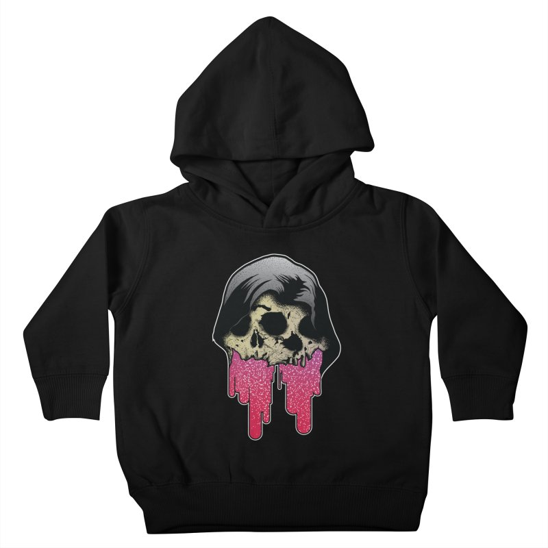 YOU MAKE ME SICK Kids Toddler Pullover Hoody by Cold Lantern Design