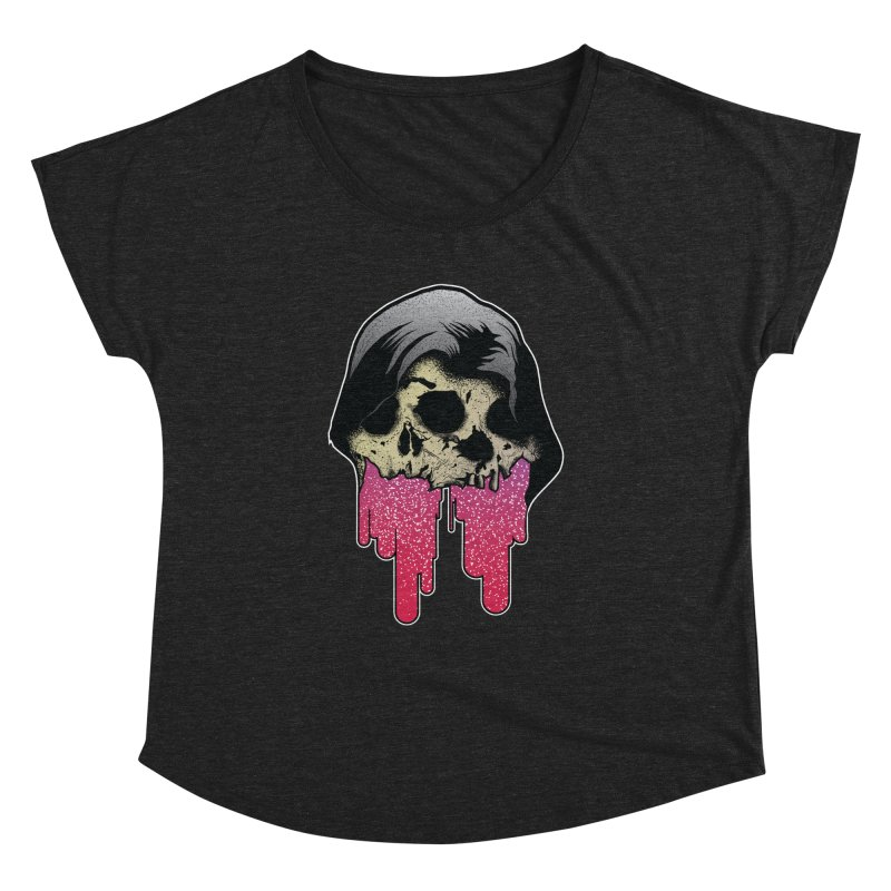 YOU MAKE ME SICK Women's Dolman Scoop Neck by Cold Lantern Collection