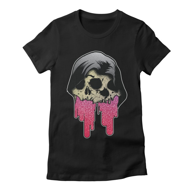 YOU MAKE ME SICK Women's Fitted T-Shirt by Cold Lantern Design