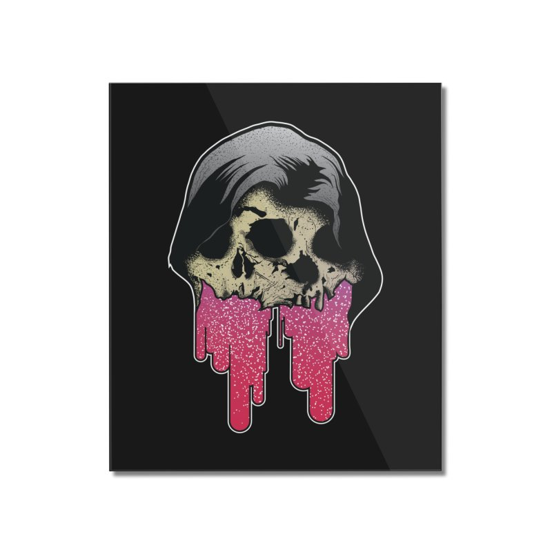 YOU MAKE ME SICK Home Mounted Acrylic Print by Cold Lantern Collection