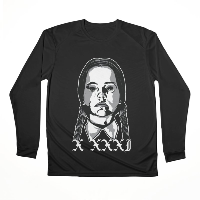X XXXI 2019 (Wednesday) Women's Performance Unisex Longsleeve T-Shirt by Cold Lantern Design