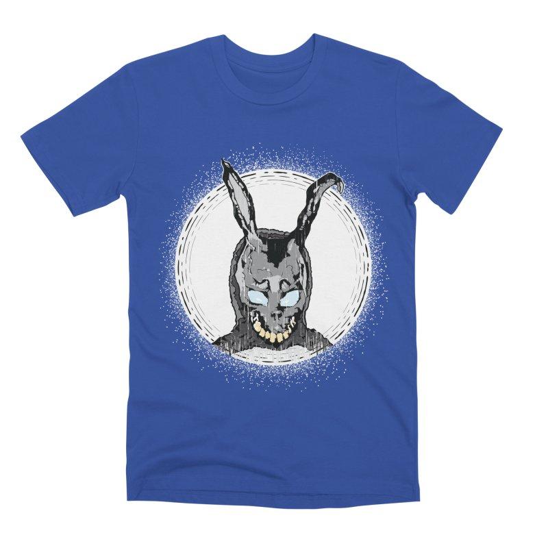 Down the Rabbit Hole Men's Premium T-Shirt by Cold Lantern Design