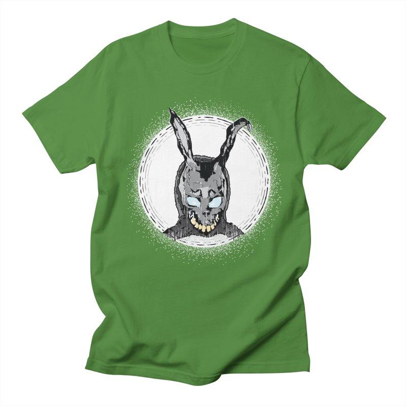 Down the Rabbit Hole Women's Regular Unisex T-Shirt by Cold Lantern Design