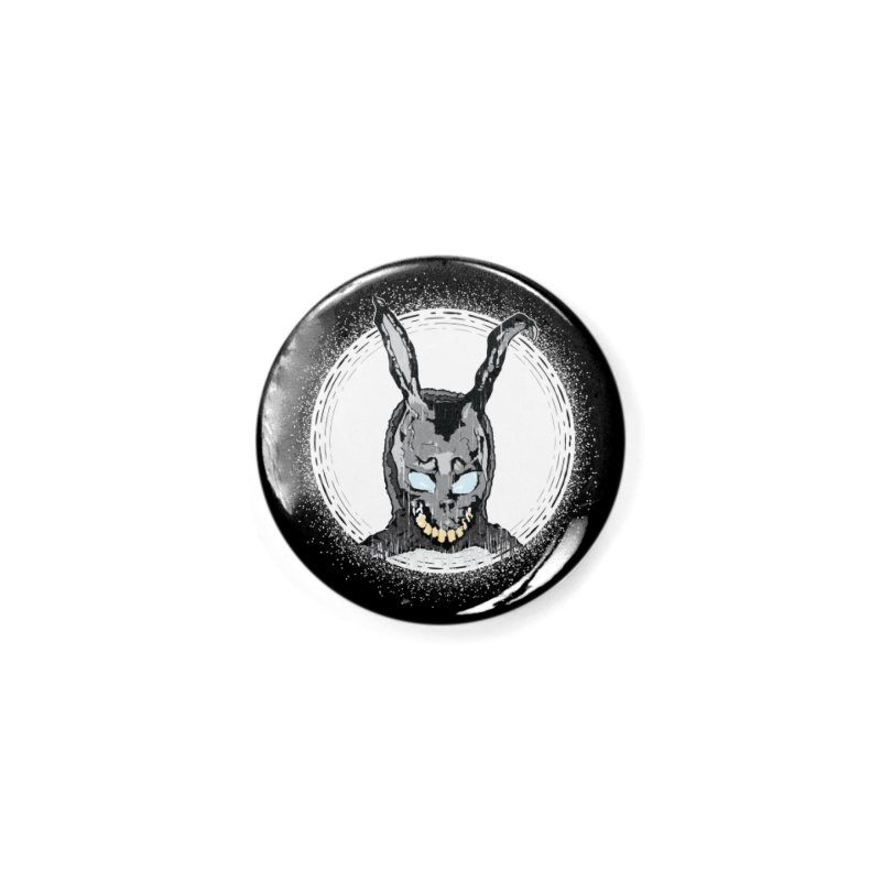 Down the Rabbit Hole Accessories Button by Cold Lantern Design