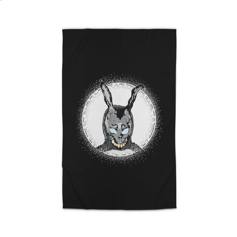 Down the Rabbit Hole Home Rug by Cold Lantern Design