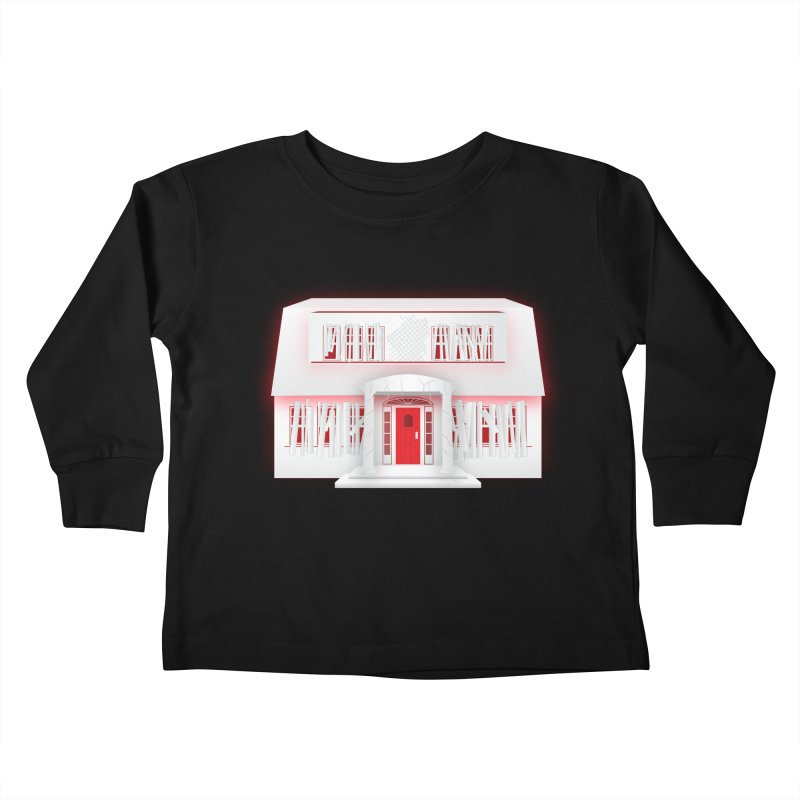 House of Your Dreams Kids Toddler Longsleeve T-Shirt by Cold Lantern Collection