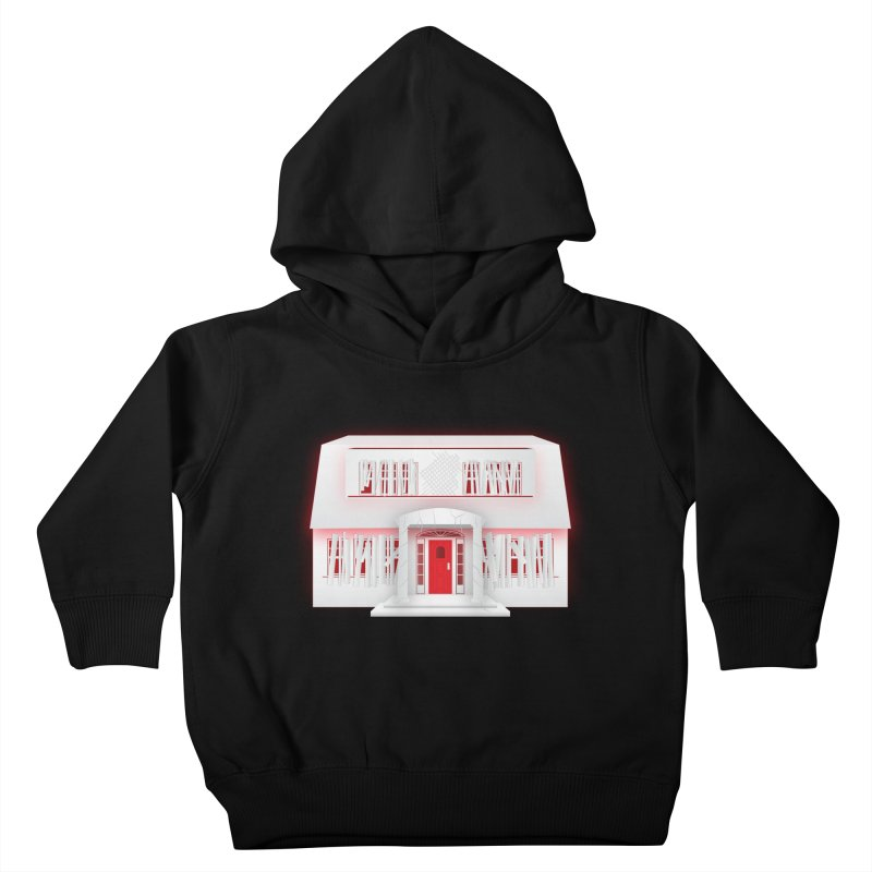 House of Your Dreams Kids Toddler Pullover Hoody by Cold Lantern Collection