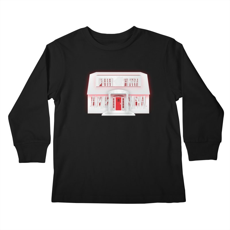 House of Your Dreams Kids Longsleeve T-Shirt by Cold Lantern Collection