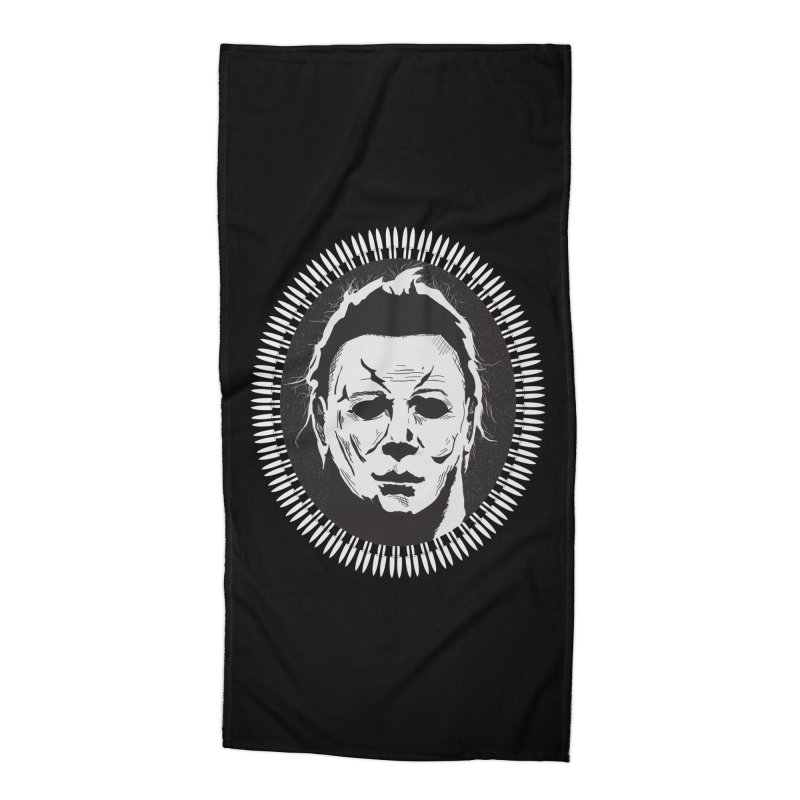 The Shape of Things to Come Accessories Beach Towel by Cold Lantern Collection