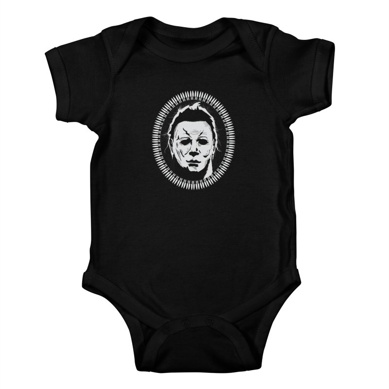 The Shape of Things to Come Kids Baby Bodysuit by Cold Lantern Collection