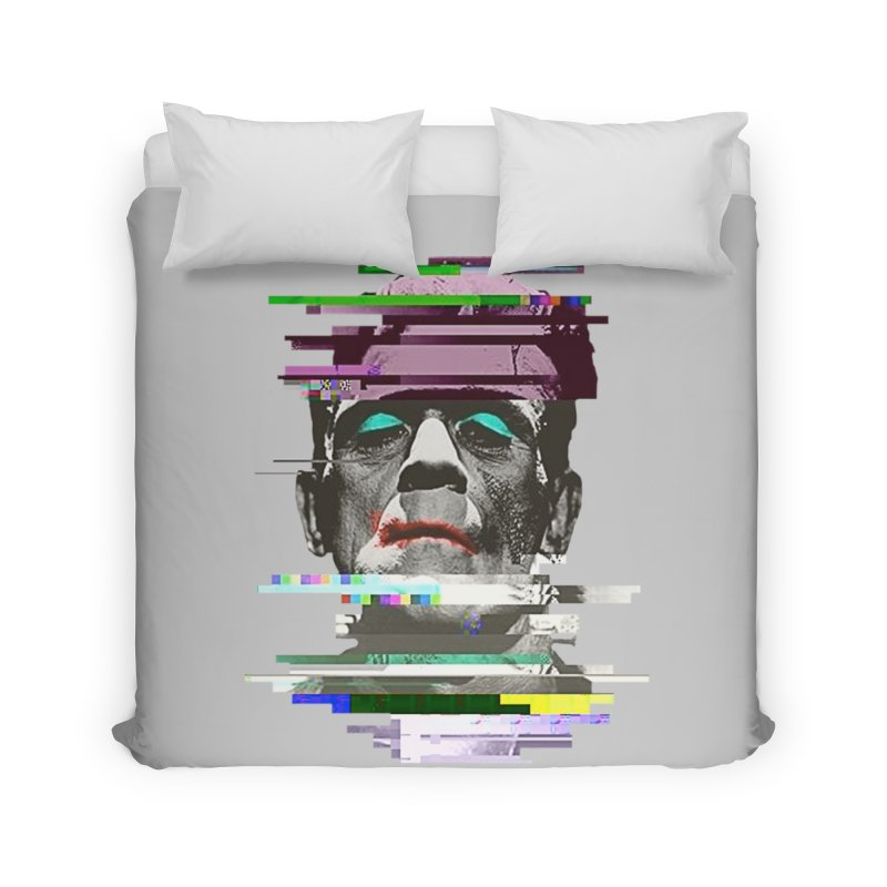 Electrical Interference Home Duvet by Cold Lantern Collection