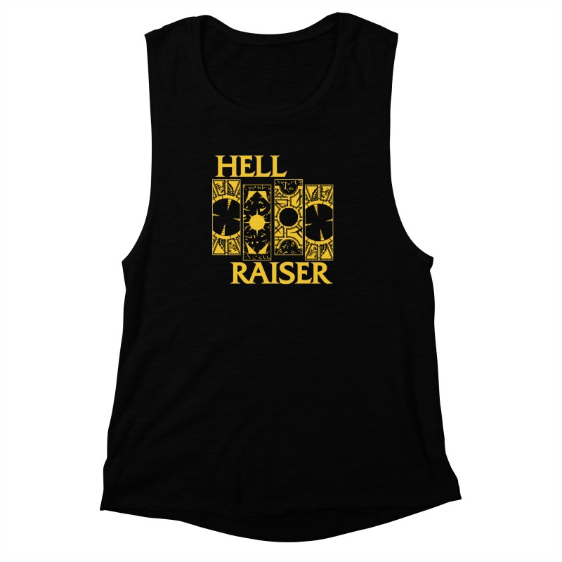 """Life of Pain """"Lemarchand"""" Variant Women's Muscle Tank by Cold Lantern Collection"""